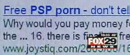 Watch Porn On Psp