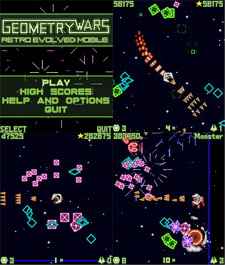 Geometry Wars Mobile