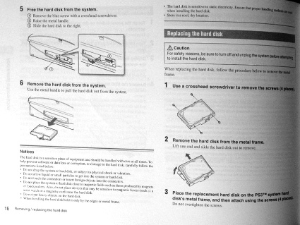 ps3 controller battery replacement instructions