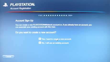 how to create a second psn account