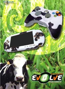 Mooooo! New animal-themed PSP faceplates coming soon