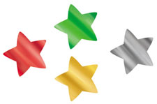 are you more of a green star or gold star?
