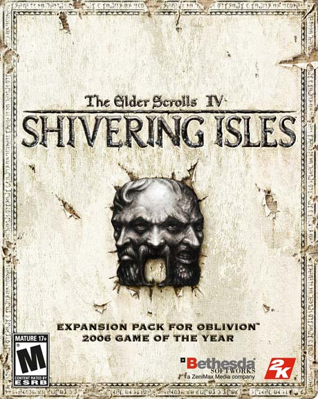 shivering isles