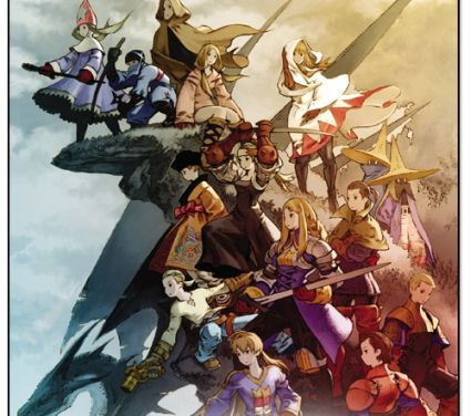 Final Fantasy Tactics Artwork Final Fantasy Tactics'