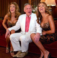 hef and pals