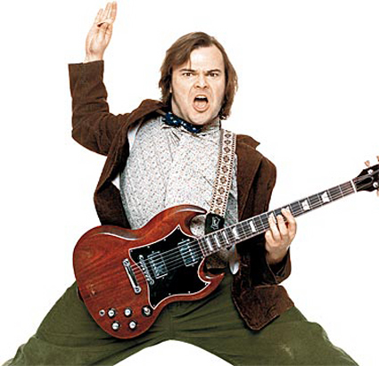 Soundtracks - School Of Rock Movie