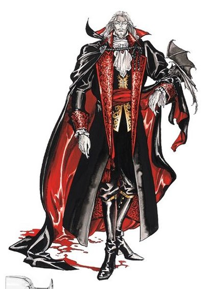 Symphony of the Night, le test Dracula050507
