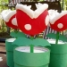 Piranha Plant centerpieces