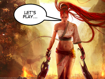 heavenly sword wallpaper. heavenly sword wallpaper.