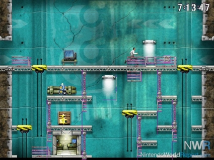 Impossible Mission screens are evidence of actual Wii Ware