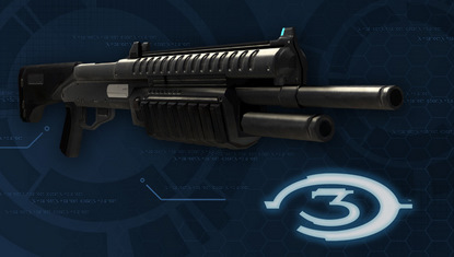 bungie profiles halo 3 unsc weapons  Halo Weapons