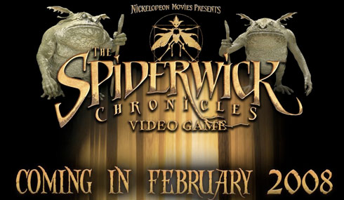 Sierra developing Spiderwick Chronicles game based on movie | Joystiq