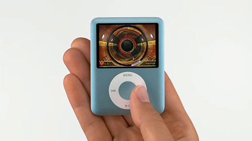 New Ipod Nano Classic Ship With Three Games No Parachute Engadget