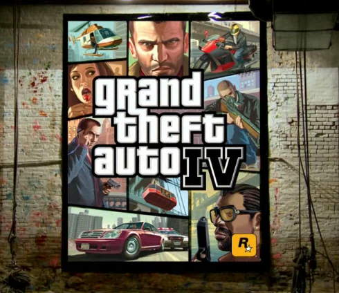 GTA IV PC razor1911 crack and patch DVD ISO TORRENT + ATKA POLONIZUJCA