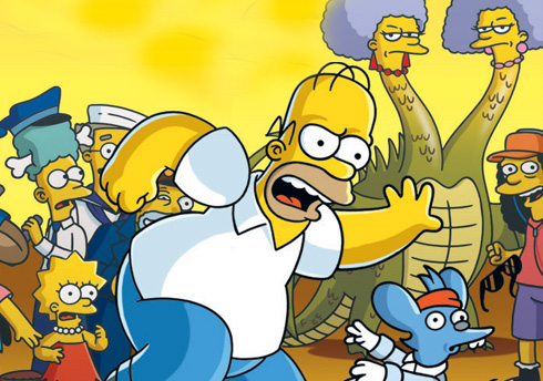 Metareview: The Simpsons Game (PS3, Xbox 360, Wii, PS2)