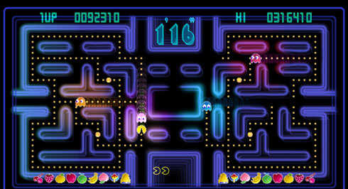 pac-man ce