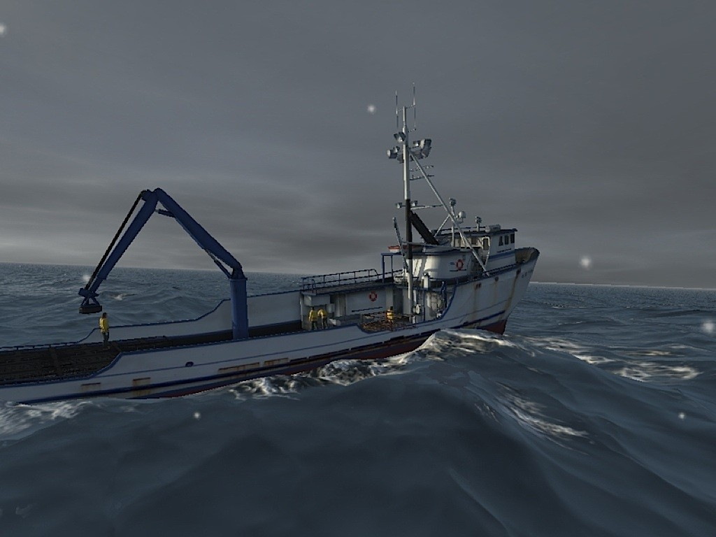 deadliest catch alaskan storm return to screenshots
