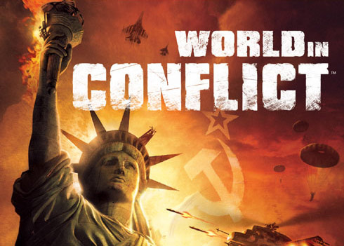 World in Conflict logo