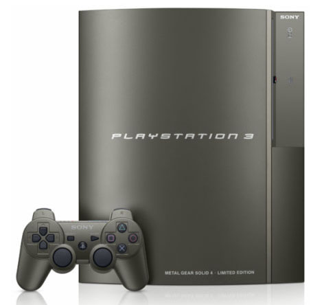 ... Metal Gear Solid 4 PlayStation 3, so we're posting some proper porn here ...