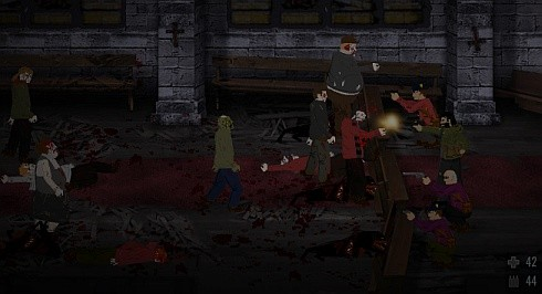 The last Stand 2 (flash games) Laststand2