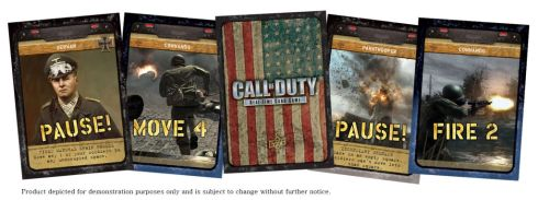 Call of Duty® Real-Time Card Game Odcard490