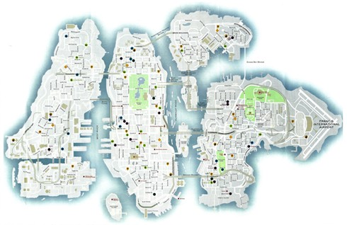 liberty city map