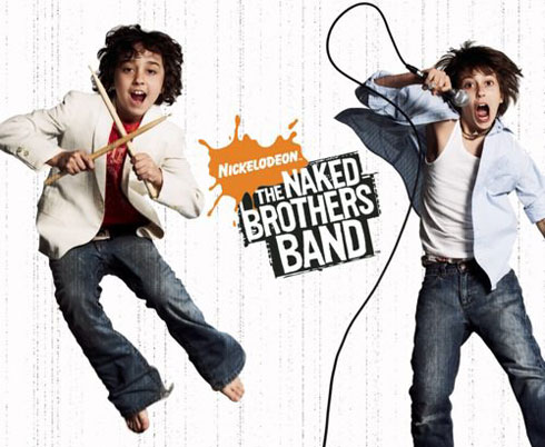naked bros