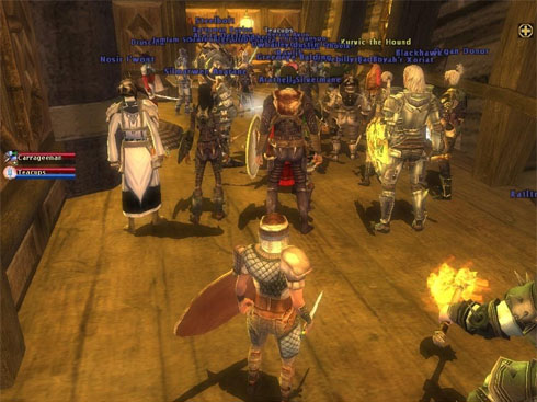 dungeons and dragons online healing classes