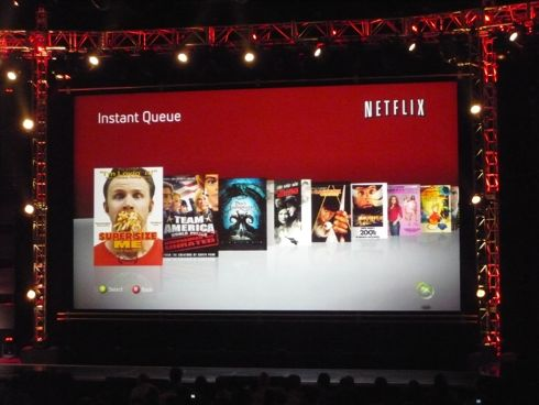 Netflix coming exclusively to Xbox 360 'at no additional cost'