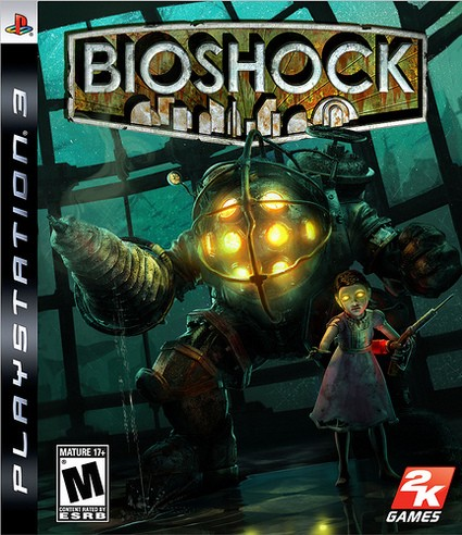 bioshock infinite the latest victim of the stupid american box much better box art concept bioshock infinite should have something similar it wouldn t be goofy at all and people who think that probably wouldn t or
