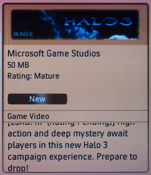 ... and deep mystery await players in this new Halo 3 campaign experience.