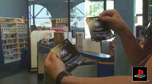 psn cards now at blockbuster aafes other regional chains