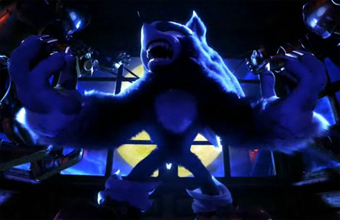 of appreciating sega s animated short night of the werehog there