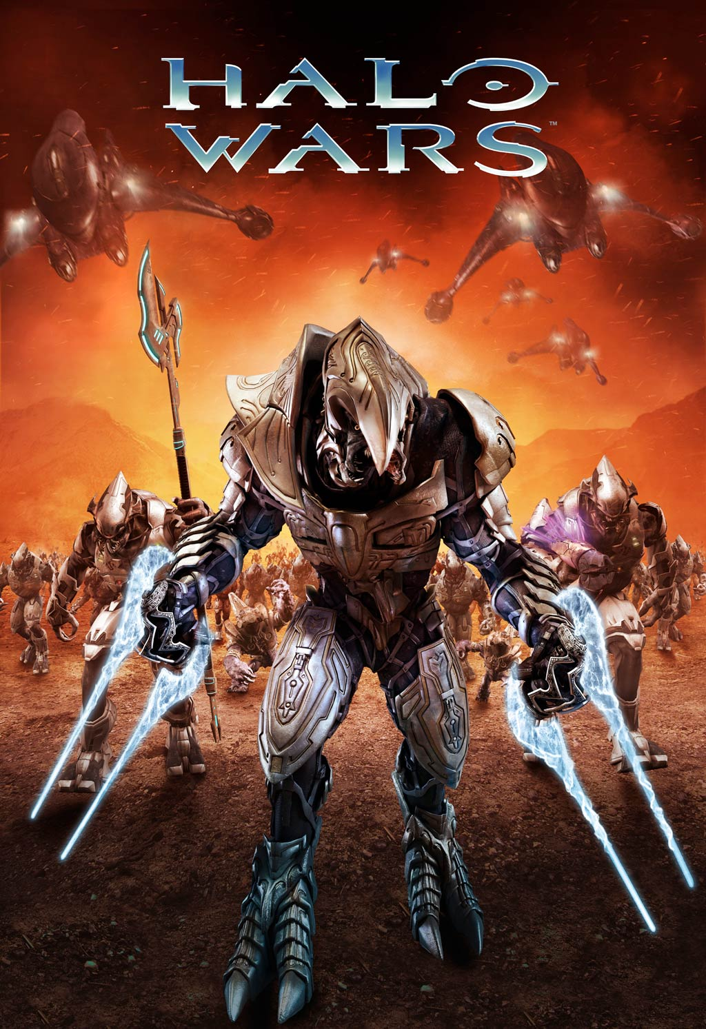 Halo Wars Elite 15