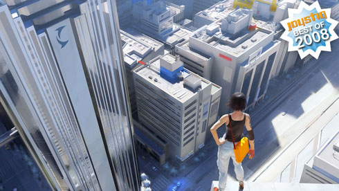 Joystiq's Top 10 of 2008: Mirror's Edge