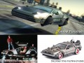Jansen 88 Special vs. DeLorean time machine