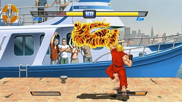 Super Street Fighter II Turbo HD Remix patch on the way | Joystiq