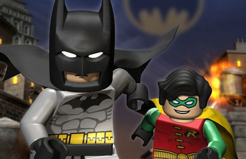 free batman and robin games for kids