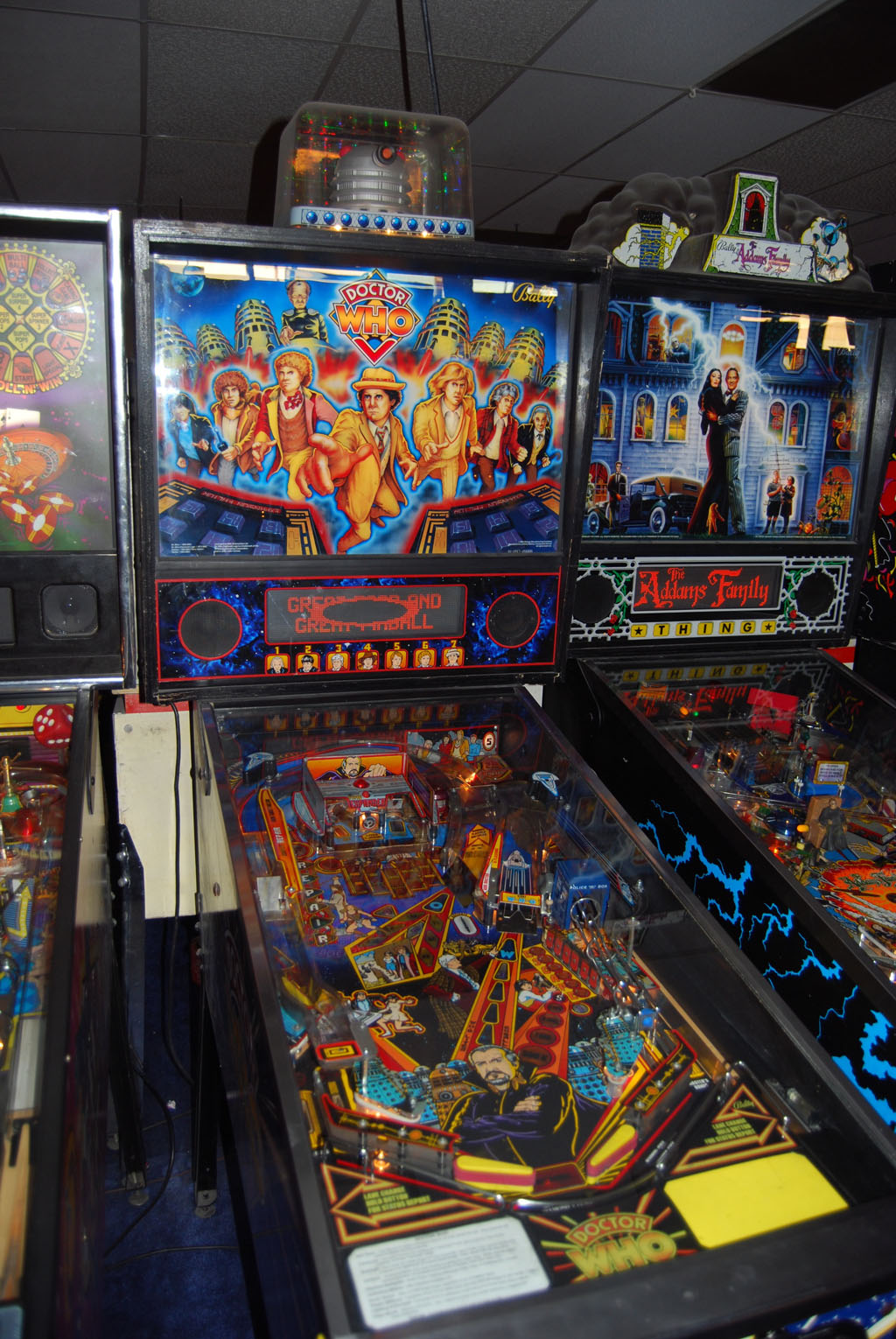 the resurgence of pinball essay The term renaissance refers to a the rebirth of learning which of the following is not a reason for the decline of trade in western europe the use of money replace the barter system the renaissance began in italy partly because italian city states were.