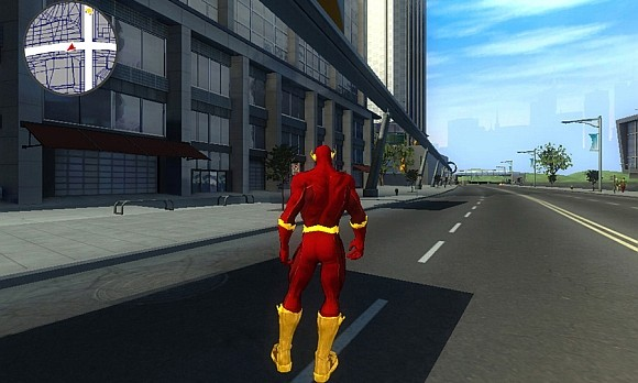 the flash the game
