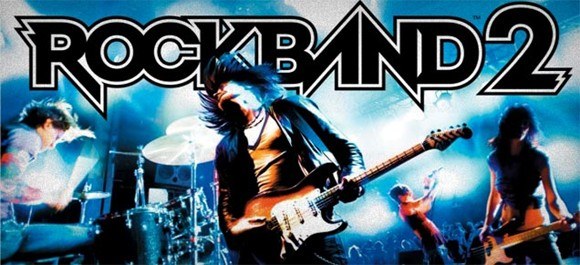 wii 2 logo. Rock Band 2 PS3, PS2 on Mar 27