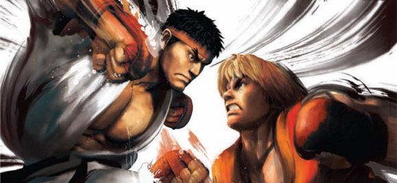 Metareview: Street Fighter IV (PS3, Xbox 360) Streetfighteriv580main