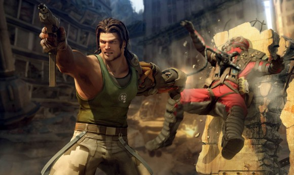 Bionic Commando has Resident Evil 5 to thank for 'M' rating Bionicviolence