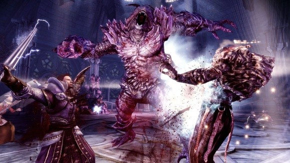 We got our fingers on the PC version of EA's Dragon Age: Origins recently,