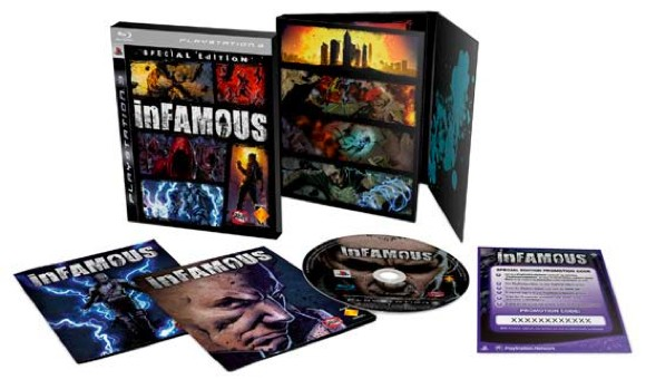 Infamous 2 Infamousspecialedition060509580