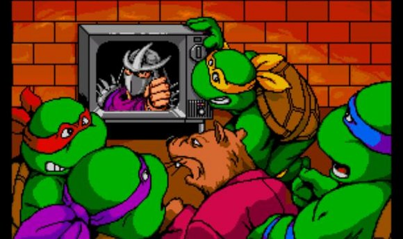 If recent news of an upcoming remake of arcade classic Turtles in Time