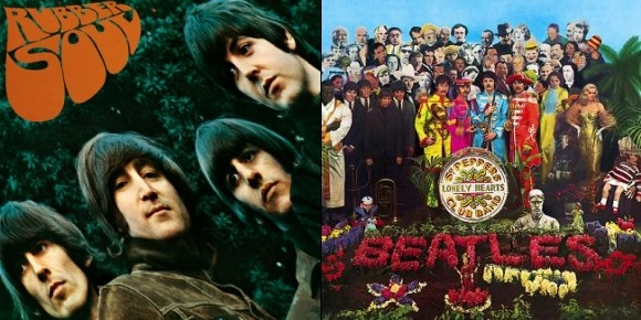 Beatles Singles Discography