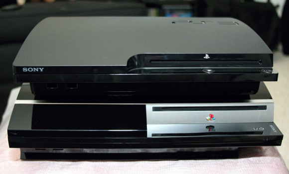 PS3 Slim: Unboxing in pictures