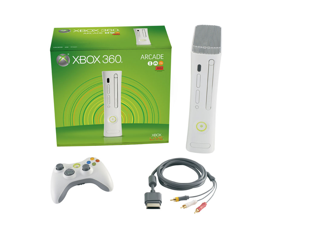 Xbox 360 Arcade The gallery for -->...
