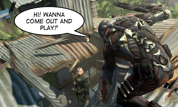 Ever since Crysis released, we've found our life lacking in two distinct